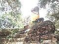 ซากพระพุทธรูปโบราณ Ruin of ancient Buddha.jpg