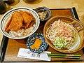 ソースカツ丼と一皿おろしそば(おそばだうどんだ越前).jpg