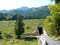 奈良県道261号を潜るトンネル Underpass 2011.4.29 - panoramio.jpg