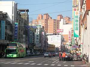 Changhua County - Changhua City, the capital of Changhua County