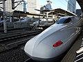 東京駅、新幹線 N700, E3, Max - panoramio.jpg