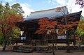 神護寺毘沙門堂 京都市右京区 Bishamon-dō in Jingoji 2013.11.21 - panoramio.jpg