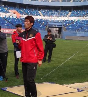 Kim Byung-suk South Korean footballer