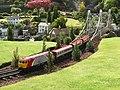 -2019-04-19 Train, Babbacombe Model Village, Torbay, Devon.JPG