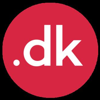 .dk - Image: .dk hostmaster logo