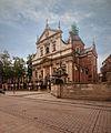 00460Kraków, kościół pw. śś. Piotra i Pawła, 1597-1619, XVIII.jpg