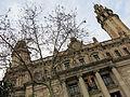 007 Edifici de Correus, façana pl. Antonio López.JPG