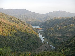 Angat Watershed Forest Reserve