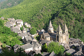 Image illustrative de l'article Conques