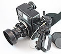 0470 Mamiya Universal Super 23 100mm f3.5 lens metal hood (7159449040).jpg