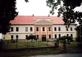 Božejov - Božejov Chateau