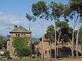 064 Casa del Mestre i escola, Colònia Güell.jpg