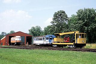 Northern Ohio Railway Museum Railway museum in Chippewa Lake, Ohio