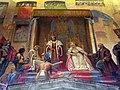 074 Generalitat, Saló de Sant Jordi, recepció dels Reis Catòlics a Colom.JPG
