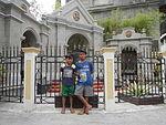 09045 jfSaint Francis Church Bells Meycauayan Heritage Belfry Bulacanfvf 01.JPG