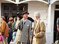 098059 Bilder von der Marktplatzeröffnung im Freilichtmuseum Sanok durch Minister Zdrojewski, am 16. September 2011.jpg