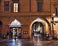 09 Parma night, Italy - イタリアのカフェ.jpg