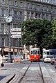 106R04090783 Schwarzenbergplatz – Ring, Blick Richtung Oper, Strassenbahn Linie J, Typ L 534.jpg