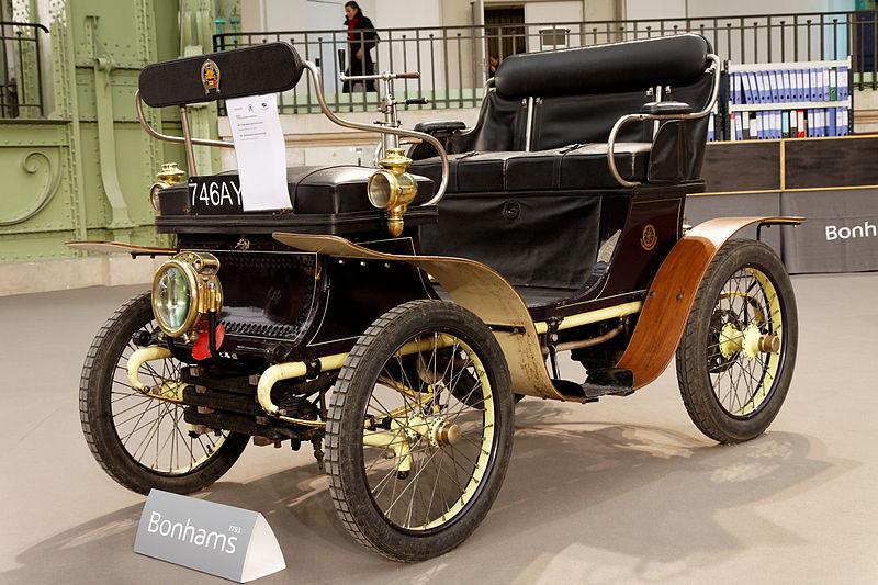 file 110 ans de l 39 automobile au grand palais de dion bouton type g 4 5 cv vis vis 1900. Black Bedroom Furniture Sets. Home Design Ideas