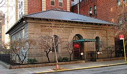 113th Street Gatehouse