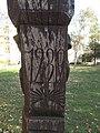 1239, kopjafa memorial (1989) detail, 2018 Karcag.jpg