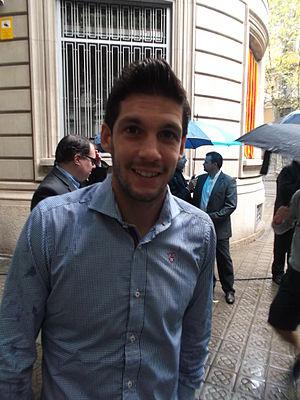 Javi López - López in 2013