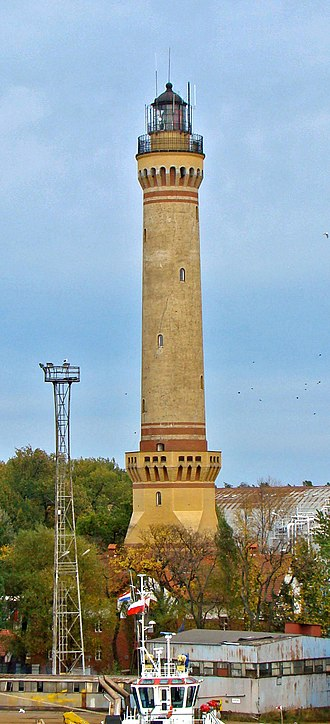 Świnoujście - Świnoujście Lighthouse is Poland's tallest lighthouse and among the tallest ones in the world