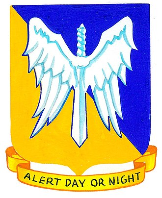 13th Air Expeditionary Group - World War II unit emblem of the 13th Bombardment Group