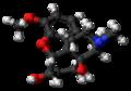 14-Hydroxydihydrocodeine molecule ball.png