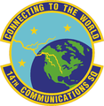 14 Communications Sq emblem.png