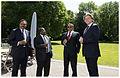 150608 Koenders ontvangt president Kikwete van Tanzania 3.jpg