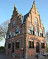 1613 Dutch house at Graft richly decorated - panoramio.jpg