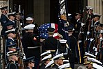 181205-D-EI292-0255 - Ceremonial Honor Guard carry the casket of George H.W. Bush.jpg