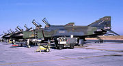 184th Tactical Fighter Group - McDonnell F-4D-31-MC Phantom 66-7735