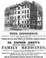1851 Jewett TremontRow BostonDirectory.png