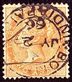1866 2a orange India Bombay Yv22 SG62.jpg