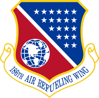186th Air Refueling Wing - Image: 186th Air Refueling Wing