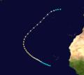 1893 Atlantic hurricane 7 track.png