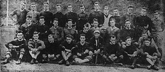1915 Georgia Tech Yellow Jackets football team - Image: 1915gatech