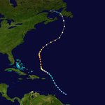 1935 Atlantic hurricane 2 track.png