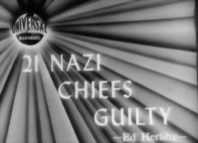 Bestand:1946-10-08 21 Nazi Chiefs Guilty.ogv