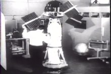 Universal newsreel about the launch of Explorer 6