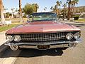 1961 Cadillac four window Sedan Deville Flat top front.jpg