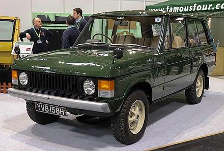 2 3 Defender court Base de roue origine Arrière Corde pour hottes Land Rover Série 1