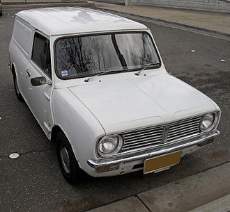 British Motor Corporation (Australia) - 1973–1978 Leyland Mini van