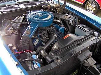 Ford 335 engine - 1973 H-code 2V 351 Cleveland