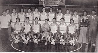 National Collegiate Athletic Association (Philippines) - The 1978 San Beda Red Lions, NCAA seniors' basketball back to back champions.