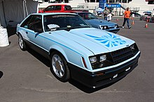Ford Mustang Third Generation Wikipedia