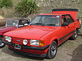 1983 Ford Cortina 2.0 S Pack Saloon (8676848965).jpg