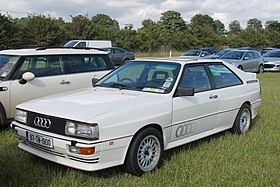 1987 Audi Quattro (Irish) (14364714347).jpg